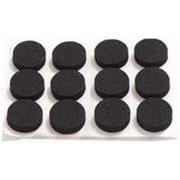 "Mintcraft FE-50720 Black Rubber Foam Pad, 0.75"" (ORGL36042)"