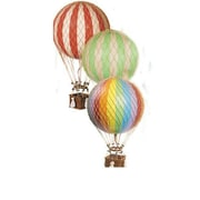 Authentic Models Jules Verne Balloon, Rainbow (AMUS1576)