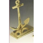Mayer Mill Brass Anchor Book Ends, Large, Pair (MYRMB557)