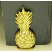 Mayer Mill Brass Full Pineapple Book Ends, Pair (MYRMB537)