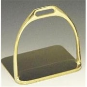 Mayer Mill Brass , STB,1 , Stirrup Book Ends , Pair