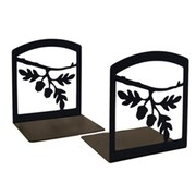 Village Wrought Iron Acorn Bookends (VW021)