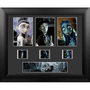 "Film Cells 13"" x 11"" Framed Corpse Bride Film Cell Clips (FLMC787)"