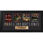 """Film Cells """"Pirates of the Caribbean 1-4"""", S1, Quad (FLMC851)"""
