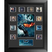 "Film Cells Batman The Dark Knight, S5, Mini Montage, 11""W x 13""H, Black MDF Frame (FLMC820)"