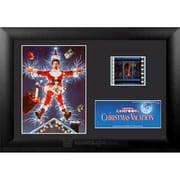 "Film Cells USFC6066 7""H x 5""W Framed National Lampoons Christmas Vacation, S1, Minicell (FLMC734)"
