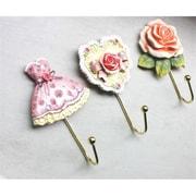 Ame Jewelers Dress Hook, Pink (AMEN031)
