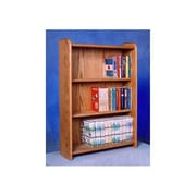 "Wood Shed Solid Oak CD DVD Cabinet 24.25"" W 30.25"" H (WDSP050)"