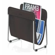 Blomus Floz Design Magazine Rack, Brown (BL932)