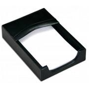 "Dacasso 4"" x 6"" Leather Memo Holder Desk Accessory (DCSS075)"
