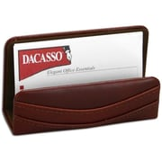 Dacasso A3007 Leather Business Card Holder