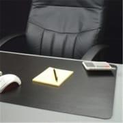 "Lorell Bio-Based Desk Pad, Black, 36"" x 20"" (RTL153264)"