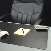 "Lorell Desk Pad Bio Based, Black, 24"" x 19"" (RTL152612)"
