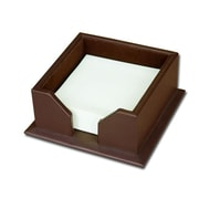 "Dacasso Leather 3"" x 3"" Post-it Note Holder (DCSS045)"