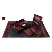 Raika VI 195 Leather Letter Tray, Cognac (RKA3272)