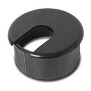 """Ziotek 2"""" Soft Touch Round Wire Grommet, Black (EFLTE813)"""