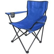 MintCraft Blue Camping Chair with Bag (ORGL36950)