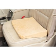 CareActive 0227MV Velour Covered Memory Foam Seat Riser