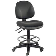 Alvin Draft Chair Prestige, Black (ALV6455)