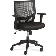 Lorell Flex Back Task Armrest Chair