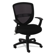 Oif VS4717 VS Series Swivel/Tilt Mesh Task Chair, Black