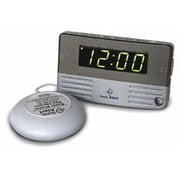 Sonic Bomb Alarm Clock with Bed Shaker, TDNM129