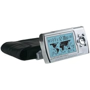 Chass World Sync Time Zone Map Clock (CH211)