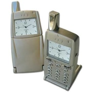 Ruda Overseas 90 Movil Phone Metal Clock