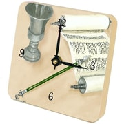 Lexington Studios 23044TT Mitzvah Tiny Times Clock