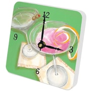Lexington Studios Martini Tiny Times Clock (LXNGS388)