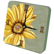 Lexington Studios 23089TT Sunflowers Tiny Times Clock