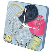 Lexington Studios Tennis For 2 Tiny Times Clock (LXNGS429)