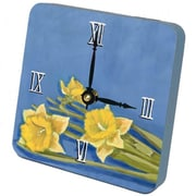 Lexington Studios 23093TT Daffodils Tiny Times Clock