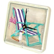 Lexington Studios 23114TT Beach Chair Tiny Times Clock