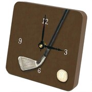 Lexington Studios Golf Club Tiny Times Clock (LXNGS396)