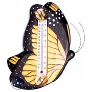 Songbird Essentials Monarch Butterfly Large Window Thermometer
