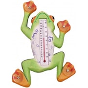 Songbird Essentials Climbing Tree Frog Large Window Thermometer (GC16257)