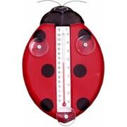 Songbird Essentials Ladybug Small Window Thermometer