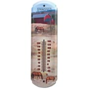 Taylor Precision Products 2783991 Thermometer Horse 17 In. by