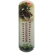Taylor Precision Products Thermometer Flowers 17in (ORGL29786) by