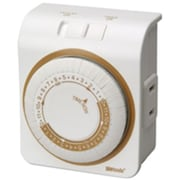Coleman Cable 50000 Indoor 24-Hour Mechanical Timer (ORGL18319)