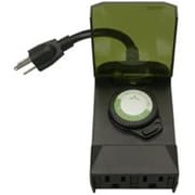 Coleman Cable 50011 Outdoor 24 Hour Mechanical Timer