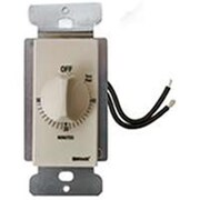 Coleman Cable In-Wall 30 Minute Spring Wound Timer, Almond (ORGL21033)