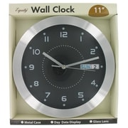 Equity By La Crosse 11in. Wall Clock  87784