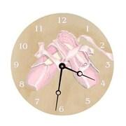 Lexington Studios The Ballet Round Clock (LXNGS211)