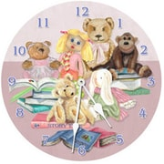 Lexington Studios Story Time Round Clock (LXNGS194)