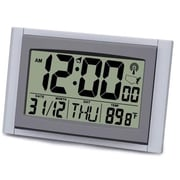 Sonnet Industries Atomic Clock with 2in Numbers and Temperature (SNNT031)