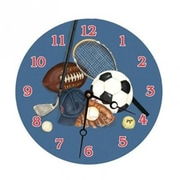Lexington Studios 23058R Little Athlete Round Clock