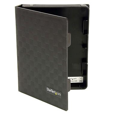 Startech.Com 2.5In Anti-Static Hard Drive Protector Case, Black (3Pk)