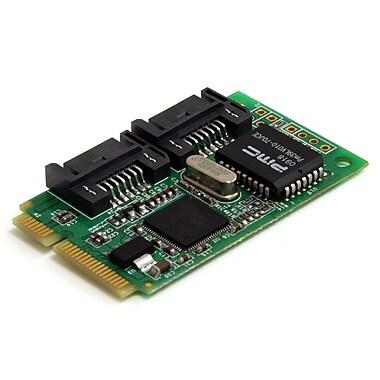 Startech.Com 2 Port Mini PCI Express Internal SATAIi Controller Card